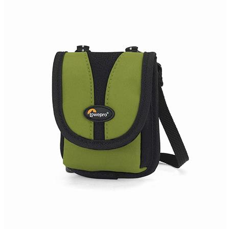 Lowepro Estuche Rezo 10 Green / Orange/ Gris