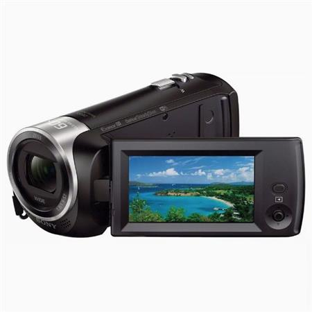Sony Filmadora HDR CX 440 Full HD - Zoom 60 X