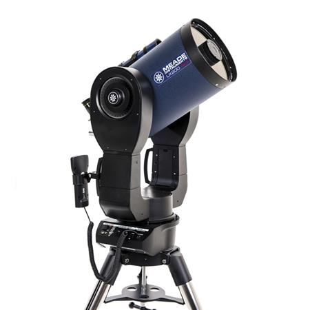 "Telescopio Meade Lx200 8"" ACF, astronomico, focal 2000mm f/10 reflector GoTo"