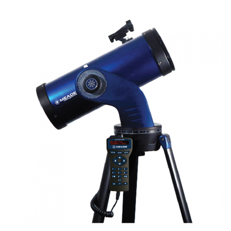 Telescopio Meade Starnavigator Ng130mm Reflector
