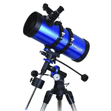 TELESCOPIO MEADE POLARIS 127MM, MONTURA ECUATORIAL, REFLECTOR
