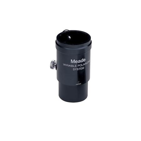 "Meade Filtro Polarizador Variable de 1.25"" para astrofografia"