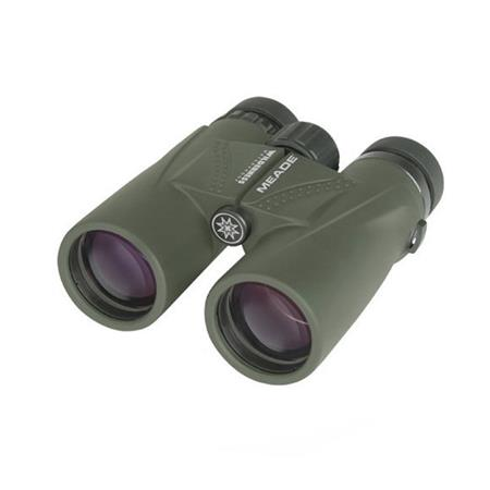 Meade Binocular Wilderness 10x42 Multicoated-Nitrogenado-Bak4-estanco-multicoated