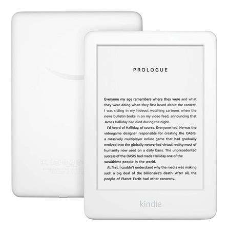 "Amazon Kindle 6"" Wifi 10ma Generación 8gb Blanco"